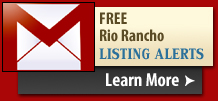 FREE Rio Rancho Listing Alerts - Click Here